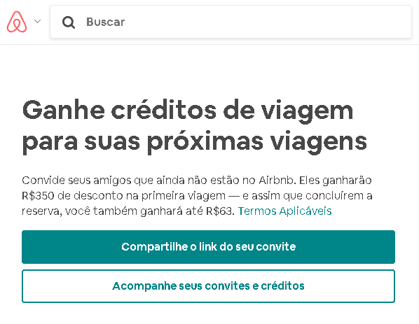 Exemplo Airbnb