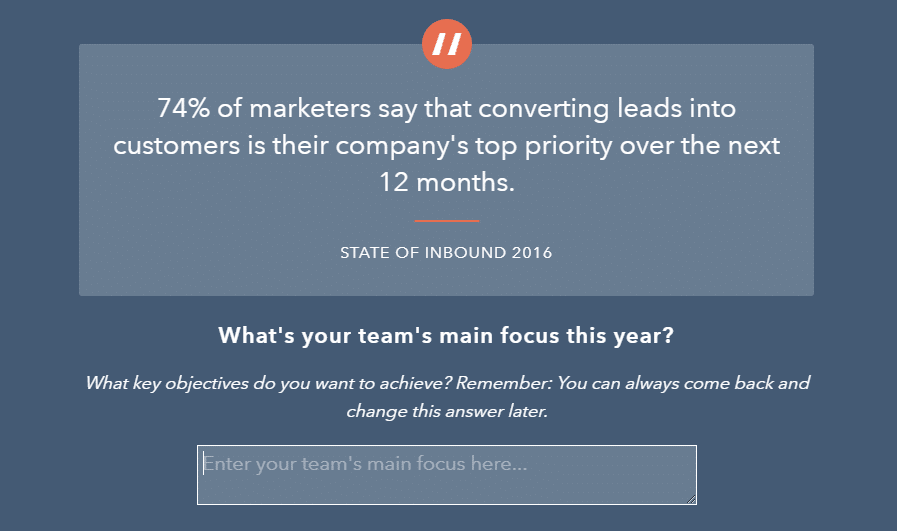 Plano de Marketing Hubspot