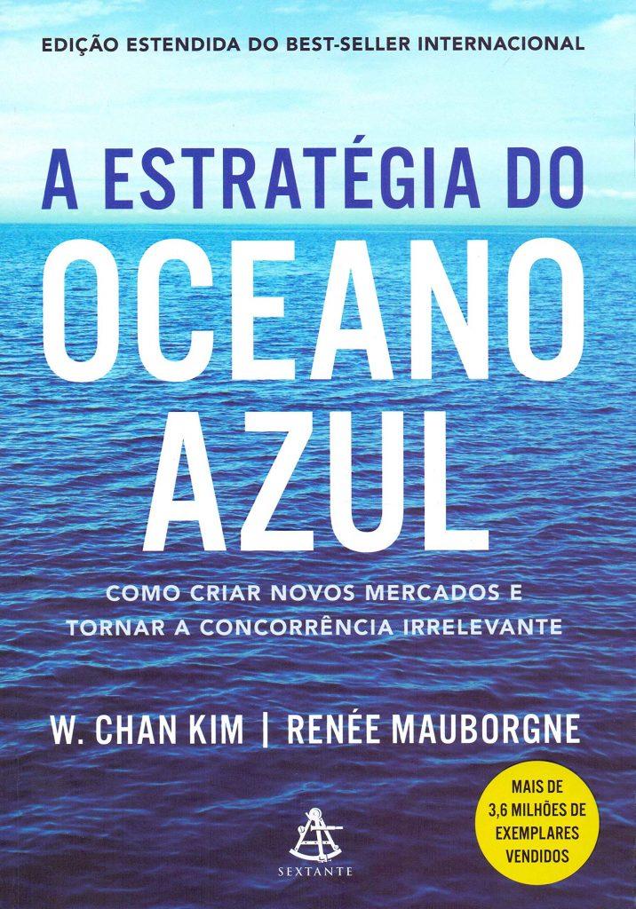 A estratégia do oceano azul livro