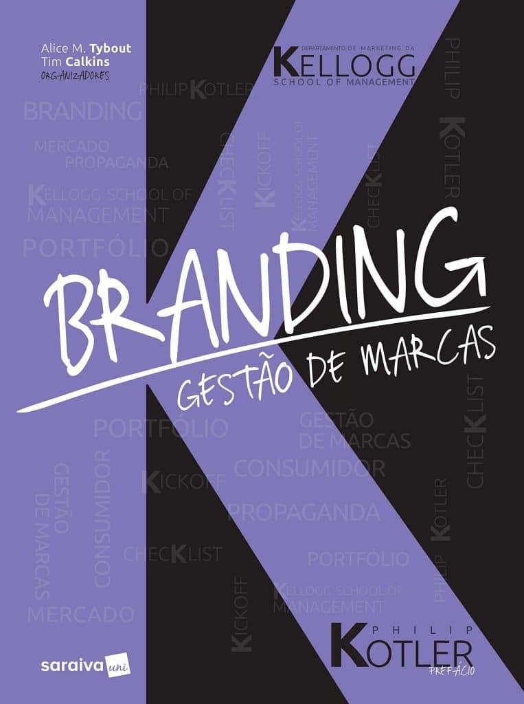 Branding Gestão de Marcas livro