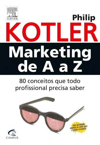 Livro Marketing de A a Z