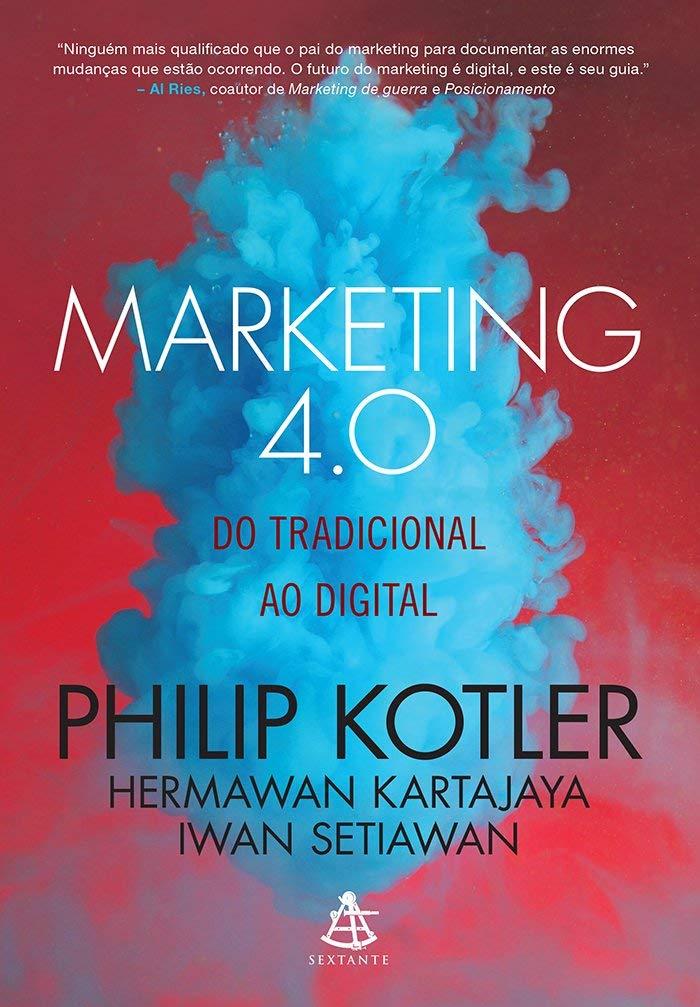 Marketing 4.0 livro