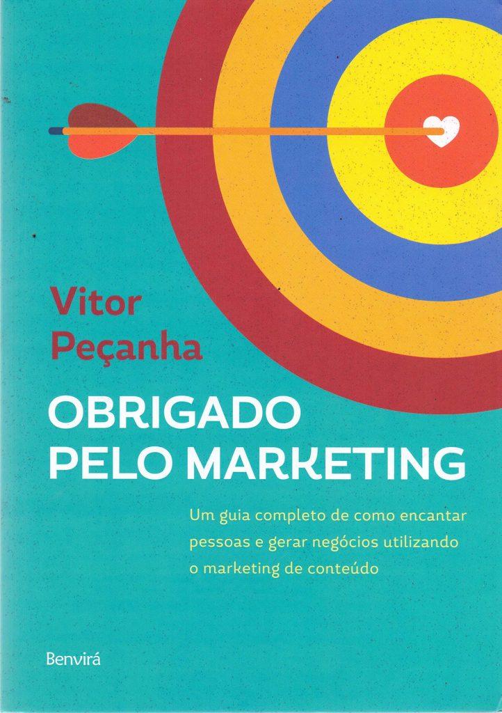 Obrigado pelo Marketing livro