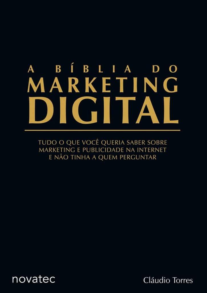 a bíblia do marketing digital livro