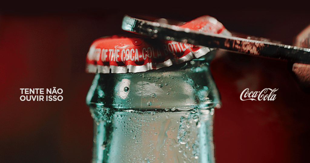 consistência de marca - coca-cola