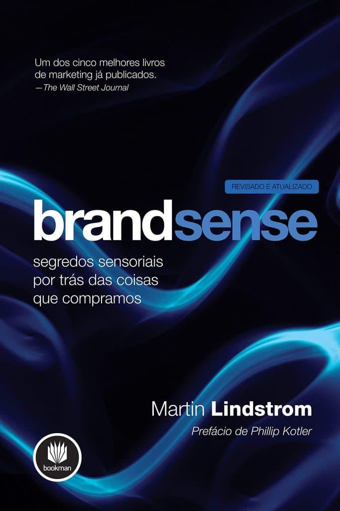livro Brandsense Os segredos sensoriais que nos levam a comprar