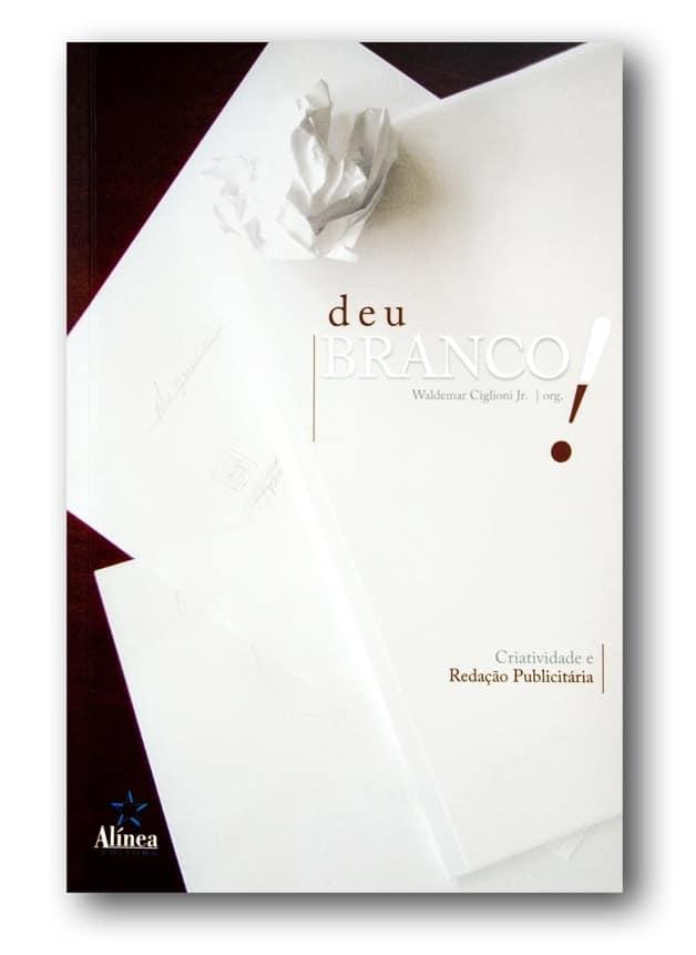 livro Deu branco