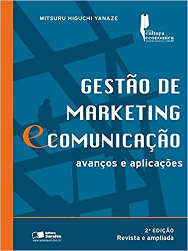 livro Gestão de marketing e comunicação avanços e aplicações