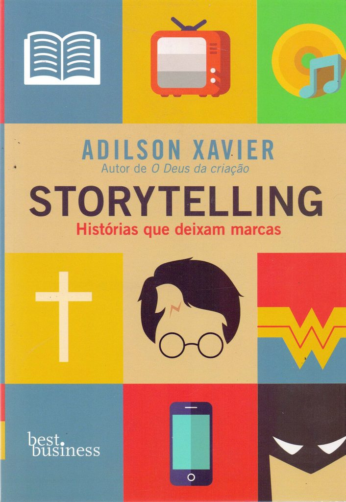 livro Storytelling Histórias que deixam marcas