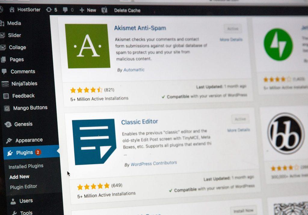 proteger site wordpress