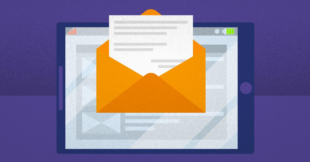banco de dados para email marketing