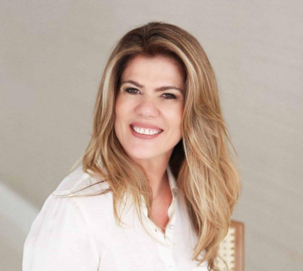 Aléa Fiszpan, diretora do Grupo Wilson Sons