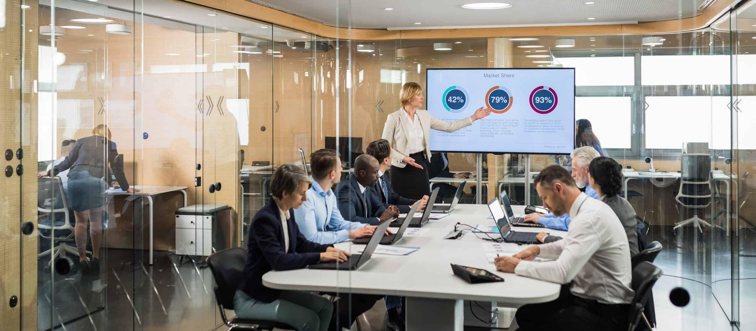 A importância do business intelligence para colaboradores