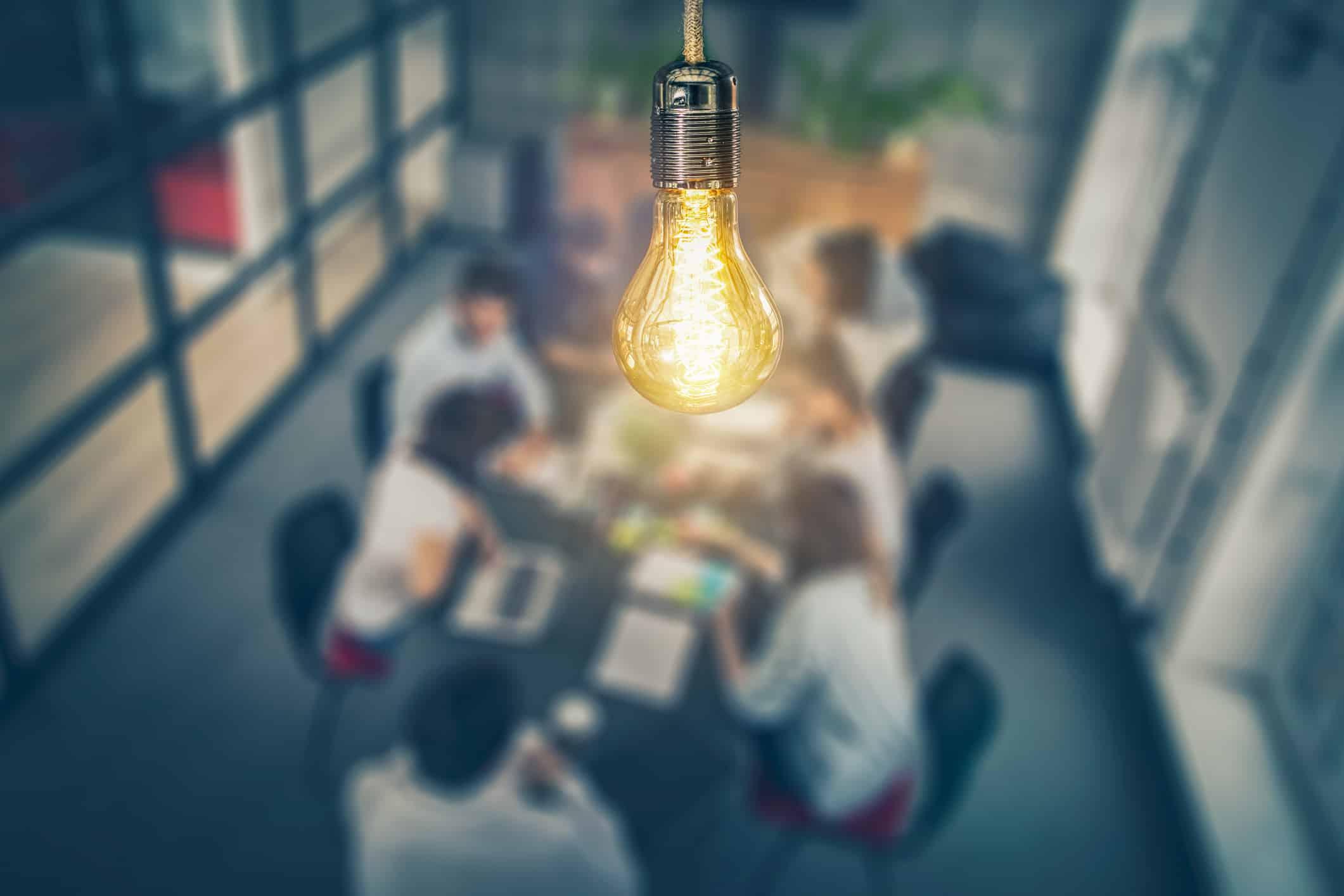 Inovação aberta permite grandes empresas a terem ideias transformadoras