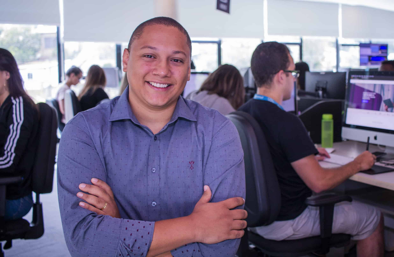 Marcus Oliveira, Head de Marketing na Alterdata