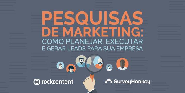 pesquisas de marketing
