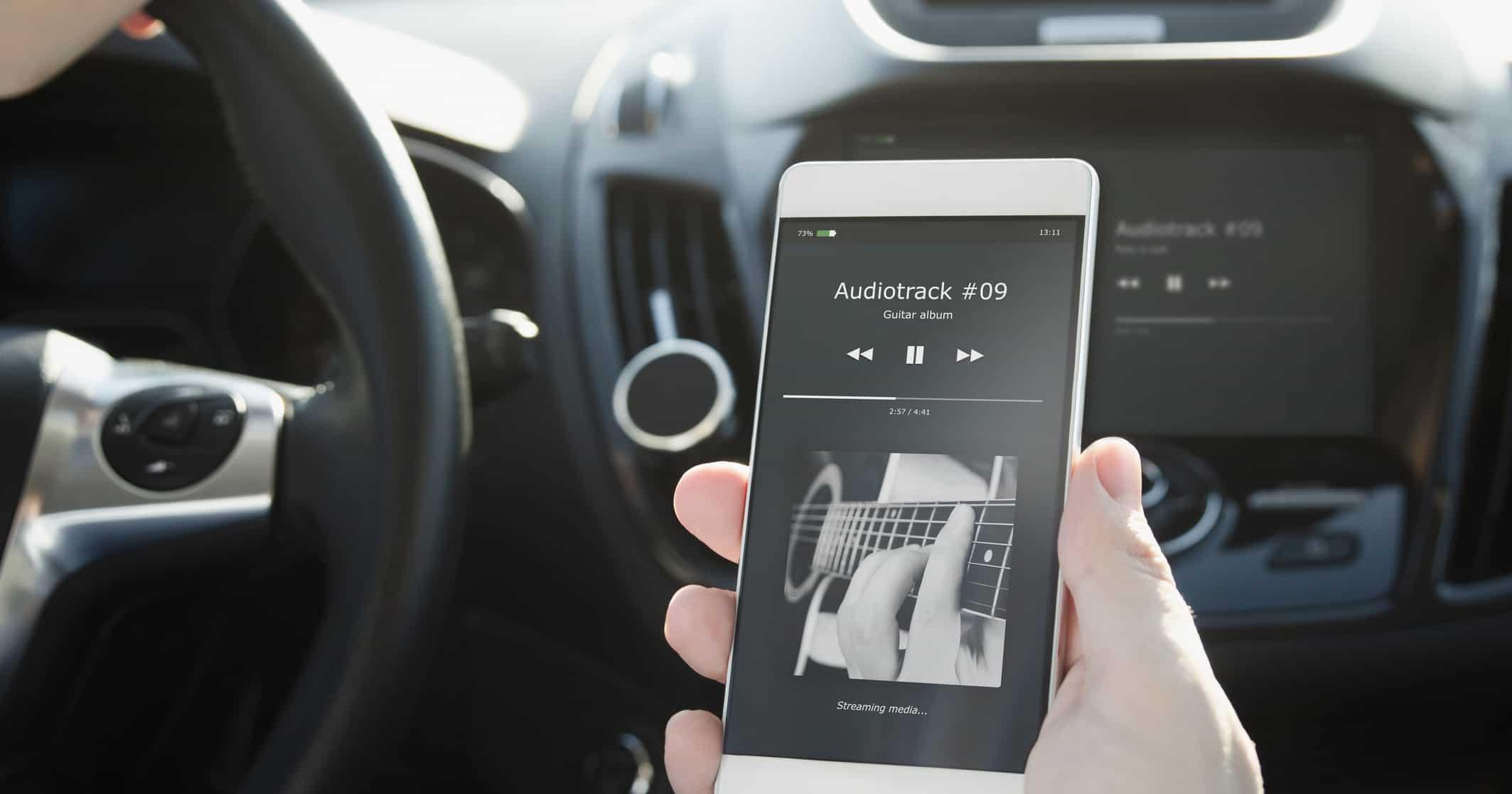Parceria entre Spotify e Oracle no mercado automotivo