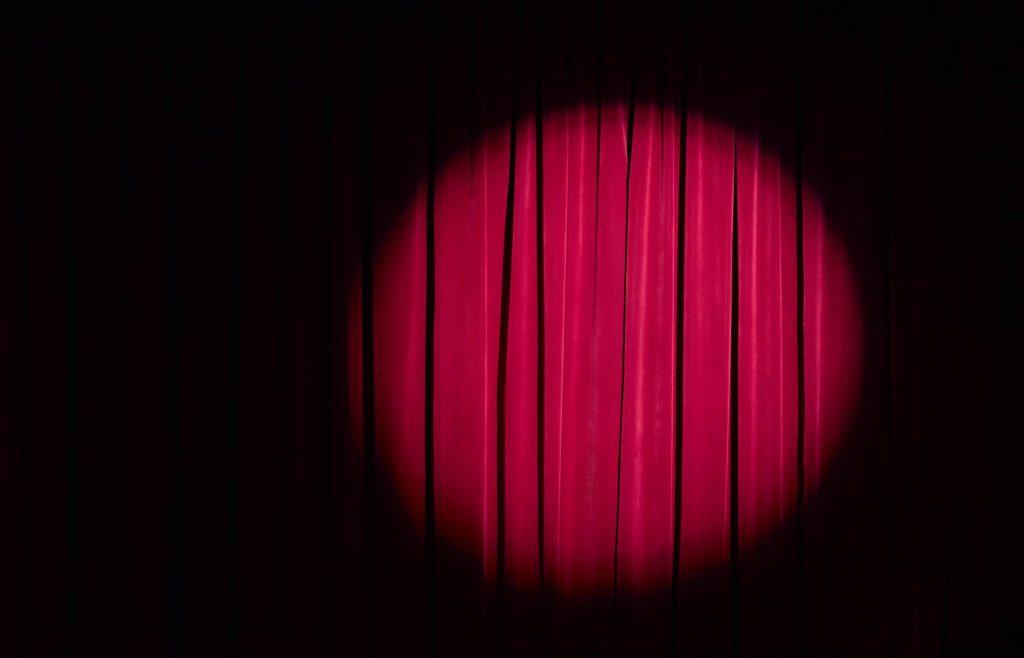 O teatro da inovação