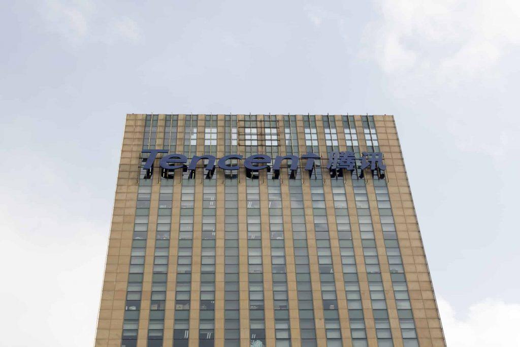 Tencent, a gigante empresa chinesa