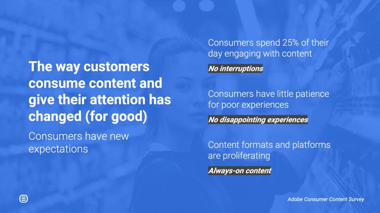 Rock Content - a forma como os clientes consomem conteúdo mudou