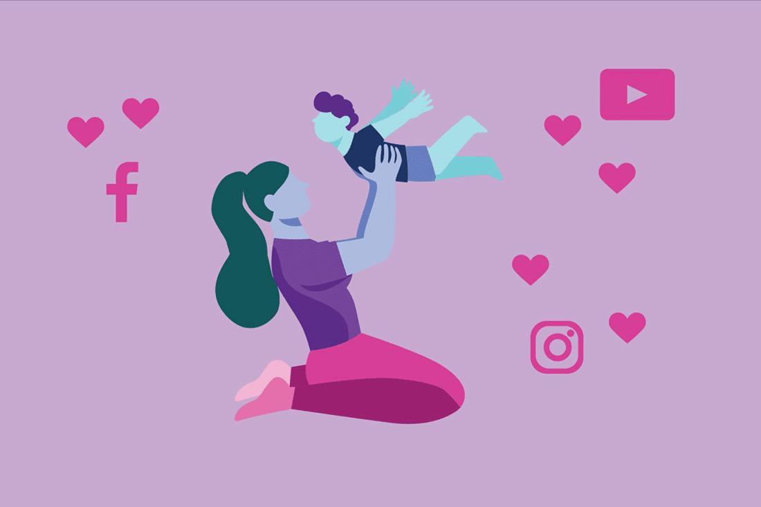 campanhas de Dia das Mães