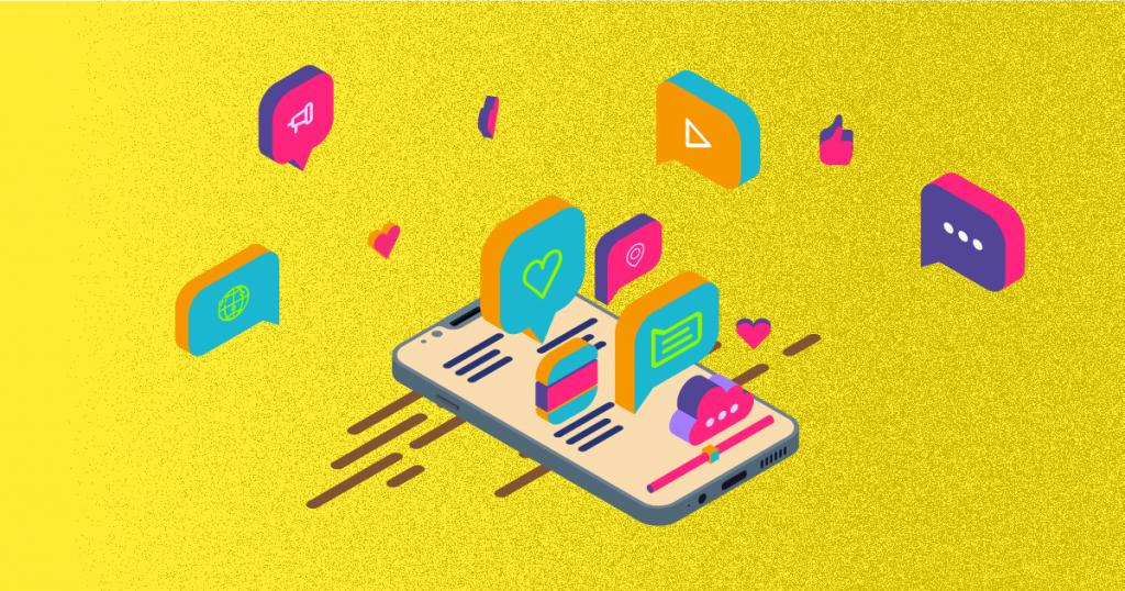 como trabalhar com marketing digital pelo celular