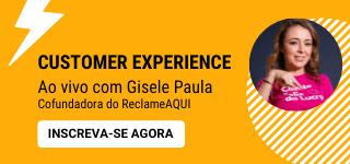 Webinar com Gisele Paula