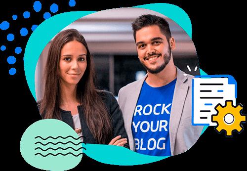 Rockers especialistas em WordPress