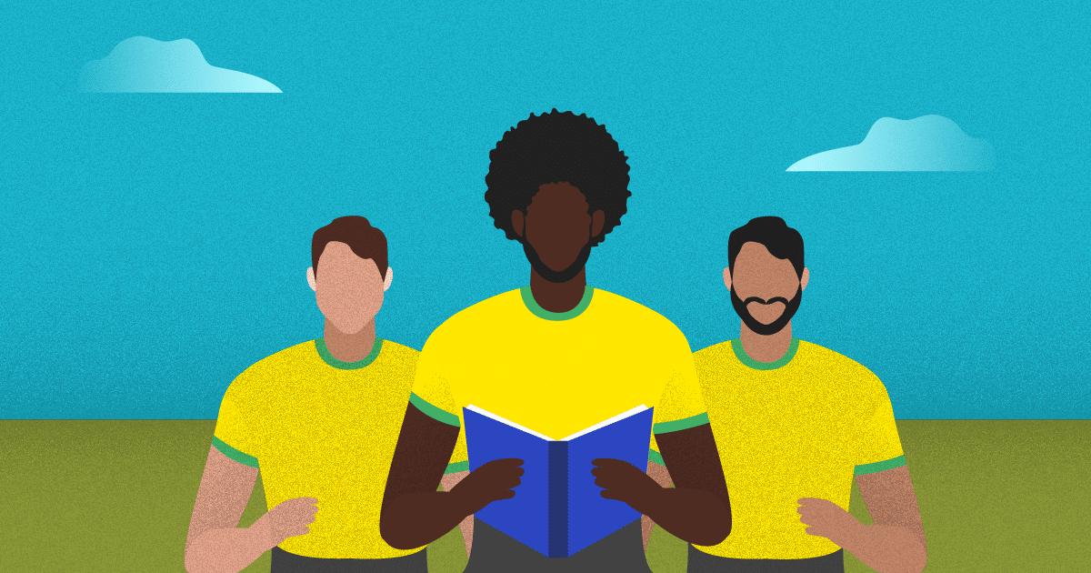 O que 17 craques do futebol podem ensinar sobre carreira