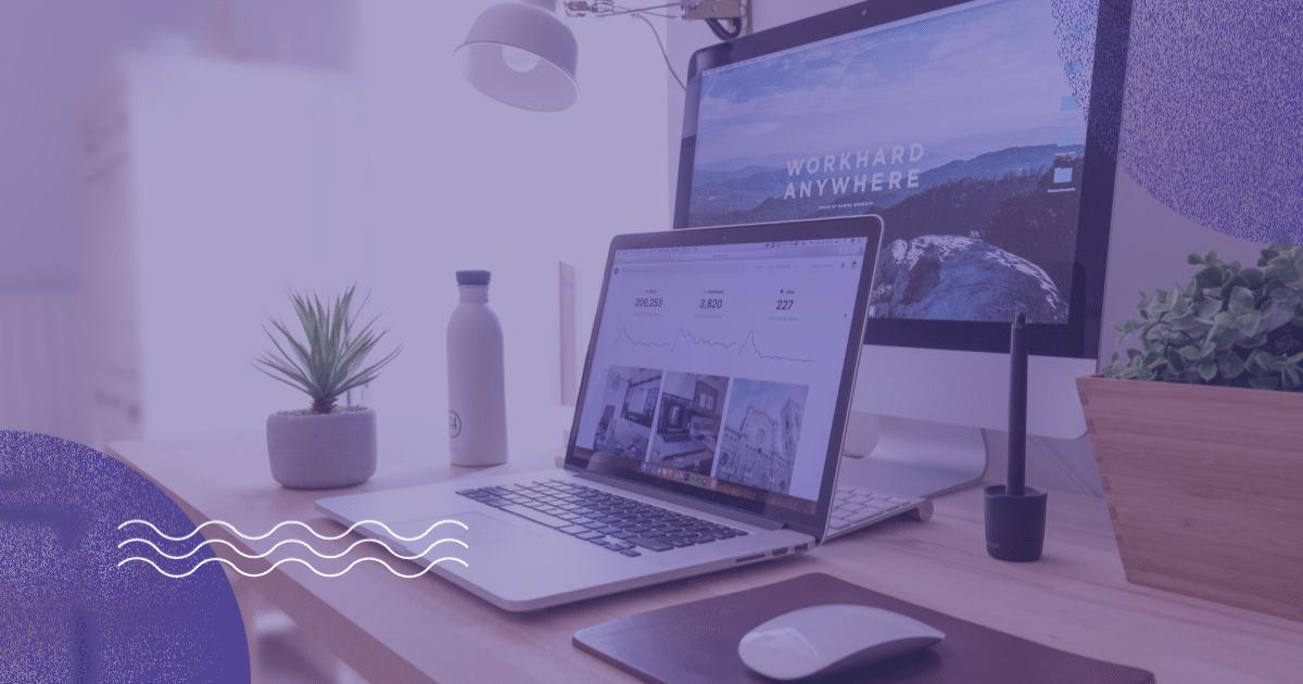 8 dicas para montar um home office funcional