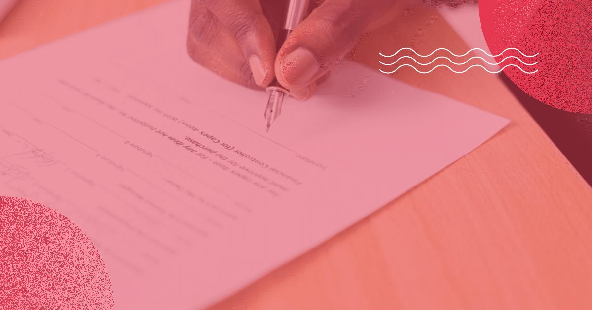 Contrato de prestação de serviços no mundo freelancer: 6 motivos para trabalhar com eles