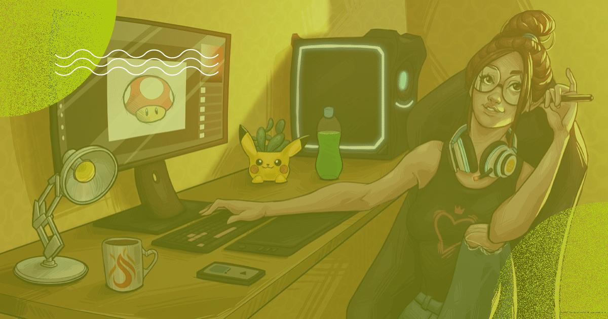 freelancer na indústria criativa