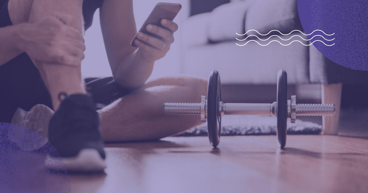 8 apps de exercícios para você malhar em casa