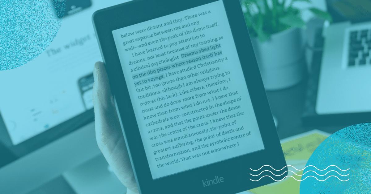Kindle: tudo o que você precisa saber