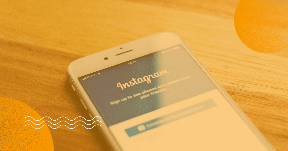 Como os redatores podem encontrar jobs no Instagram