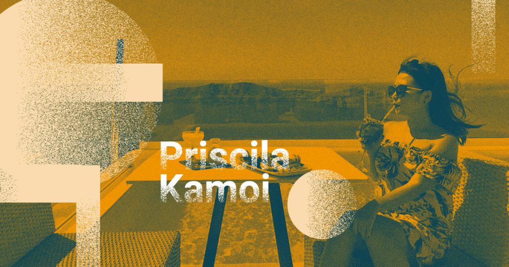 Priscila Kamoi - Colunista