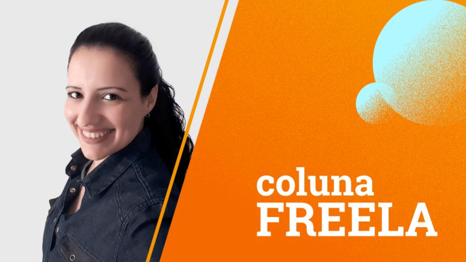 Coluna Freela - Angela Antunes