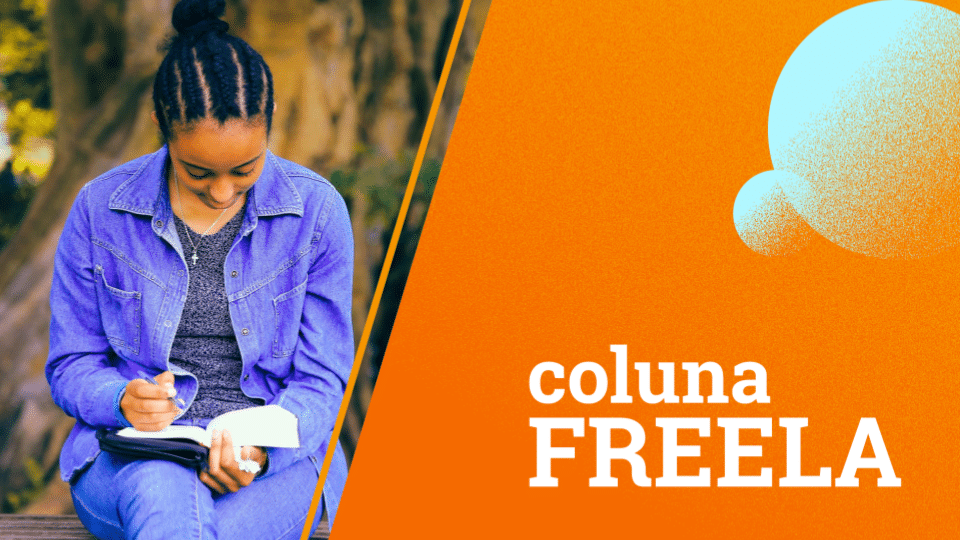 Coluna Freela - Orquidea Martins