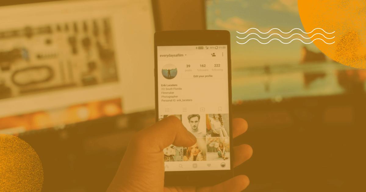 Como otimizar vídeos no instagram