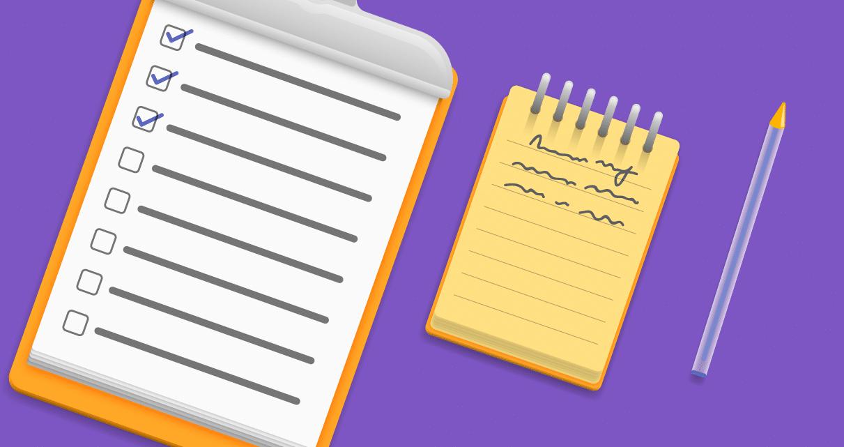 [Ferramenta] Checklist de planejamento de pauta