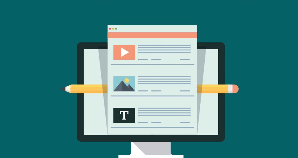 ferramentas para produção de conteúdo