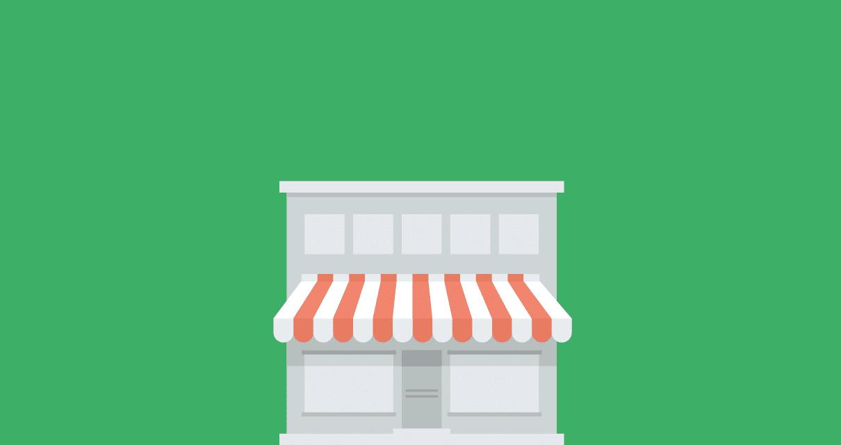 Uma loja online é um lugar perfeito para um conteúdo focado em abordagem comercial em um conteúdo web