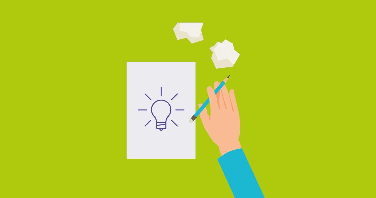 melhores técnicas de brainstorming para produtores de conteúdo!