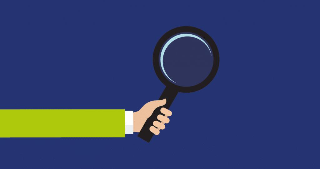 Uma lupa para investigar Particularidades da revisão web
