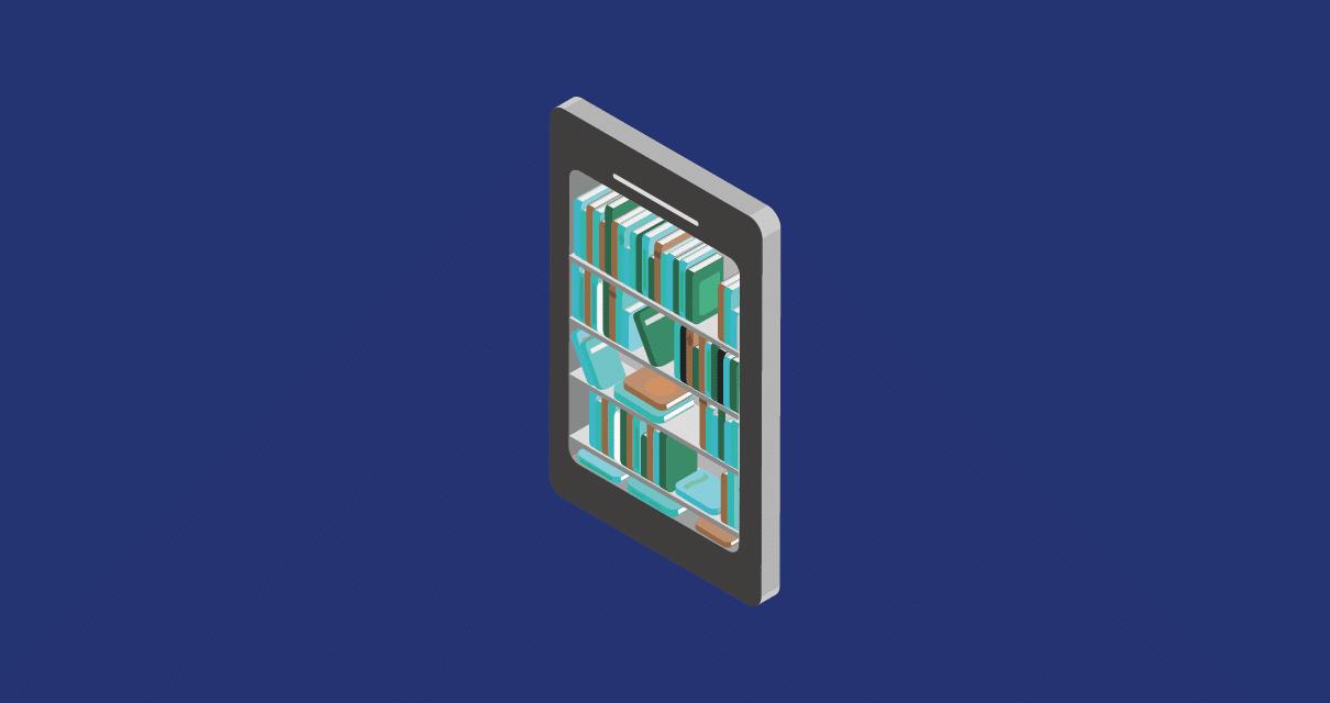 Pauta de ebook