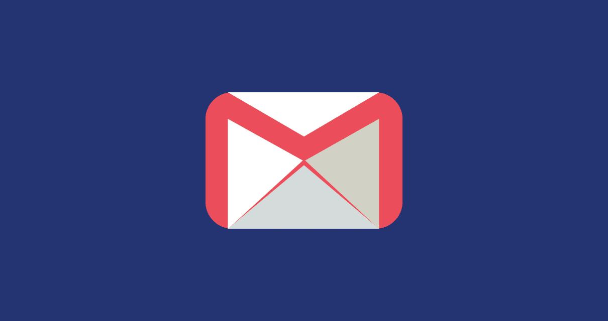 Símbolo do Gmail, o e-mail do Google