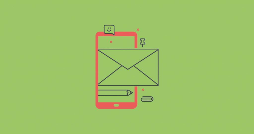 escrever email