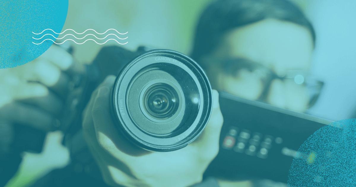 Portfólio para videomakers