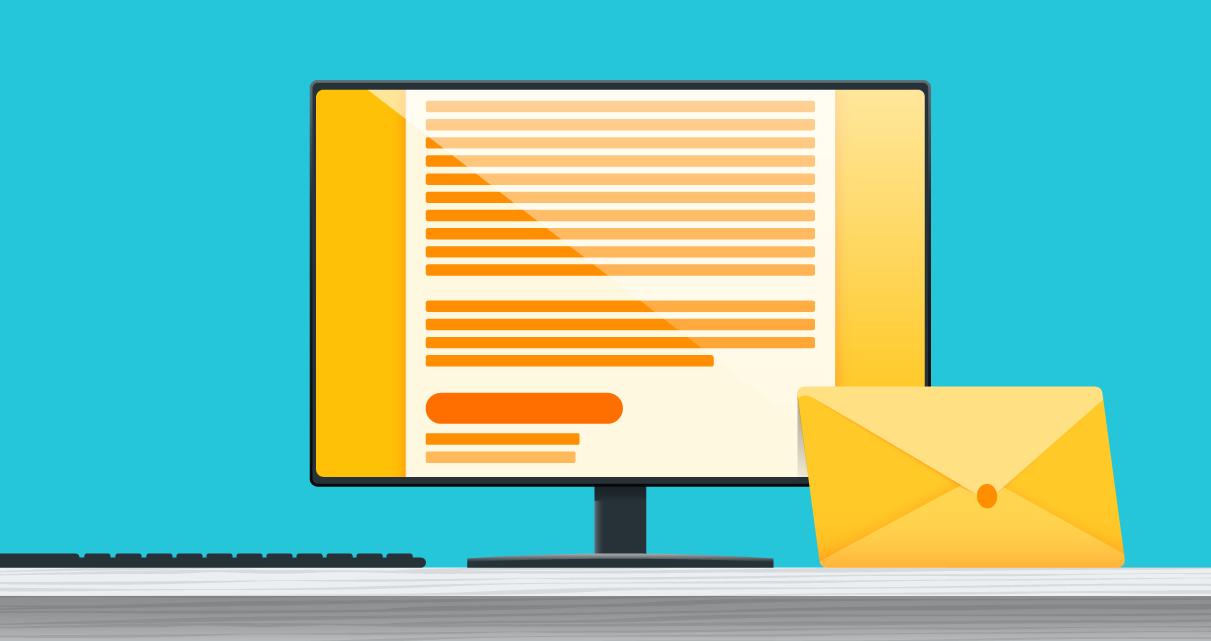conteúdo para e-mail marketing