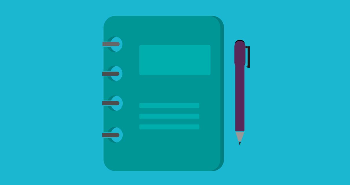 Um caderninho de notas sobre Redação para SEO